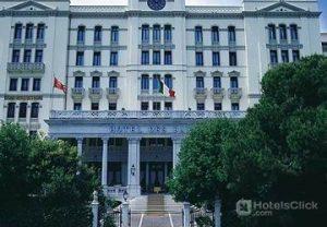 Hotel Des Bains  Venecia: Foto Exterior