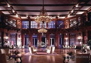Hotel Des Bains  Venecia: Foto Lobby
