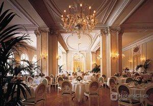 Hotel Des Bains  Venecia: Foto Restaurante