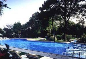 Hotel Des Bains  Venecia: Foto Swimming Pool