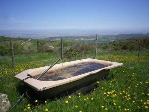 Resultado de imagen de bañera en el monte