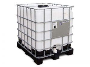 GRG, IBC o KTC: Tanque de almacenamiento de 1000 litros