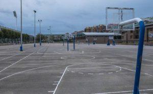 Resultado de imagen de patio de colegio